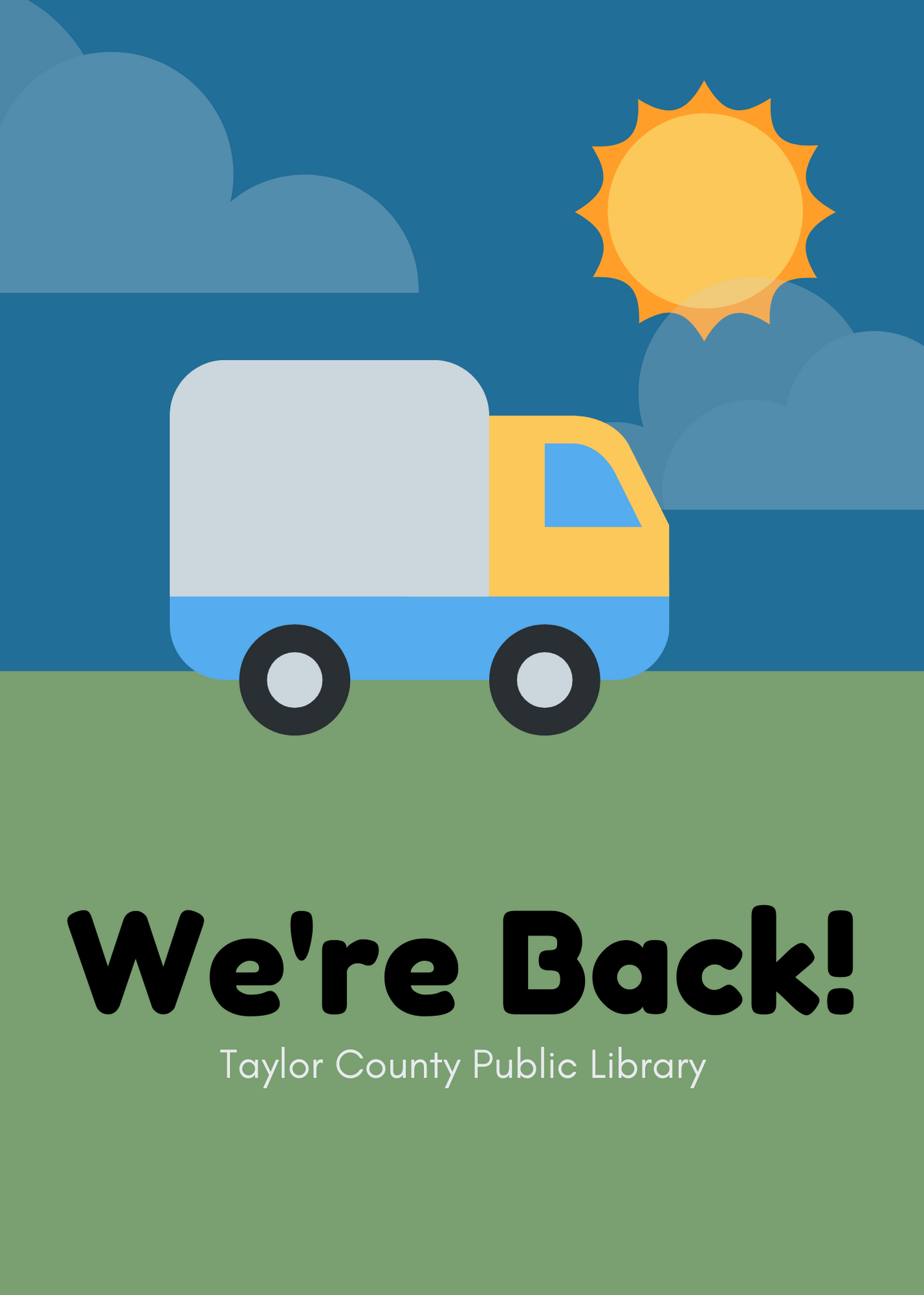 The Bookmobile is Back!