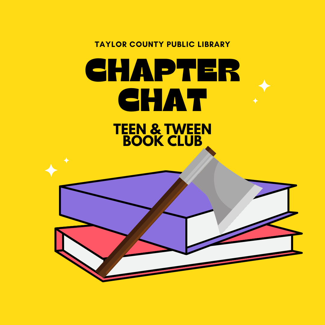 Chapter Chat for Teens