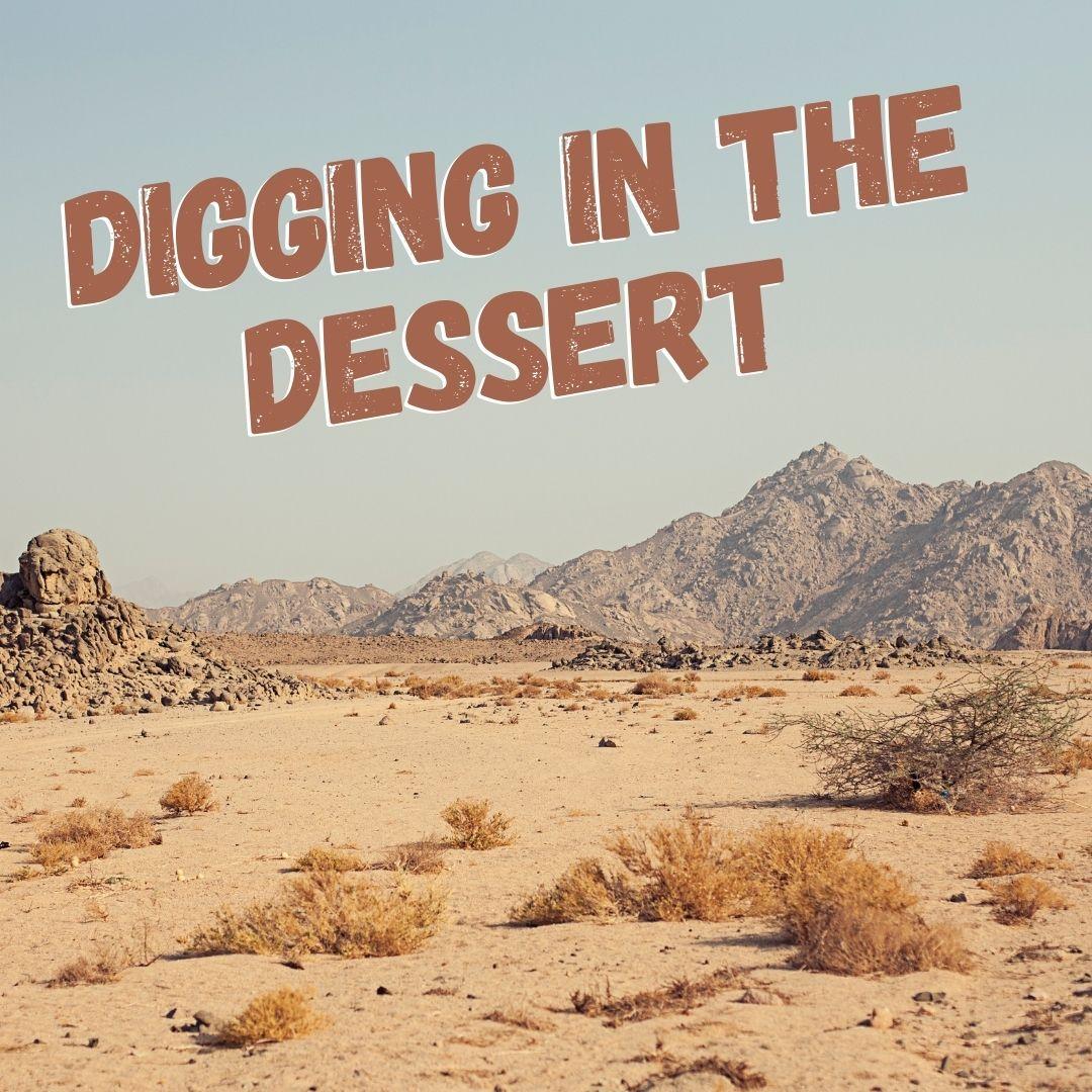 Digging in the Desert