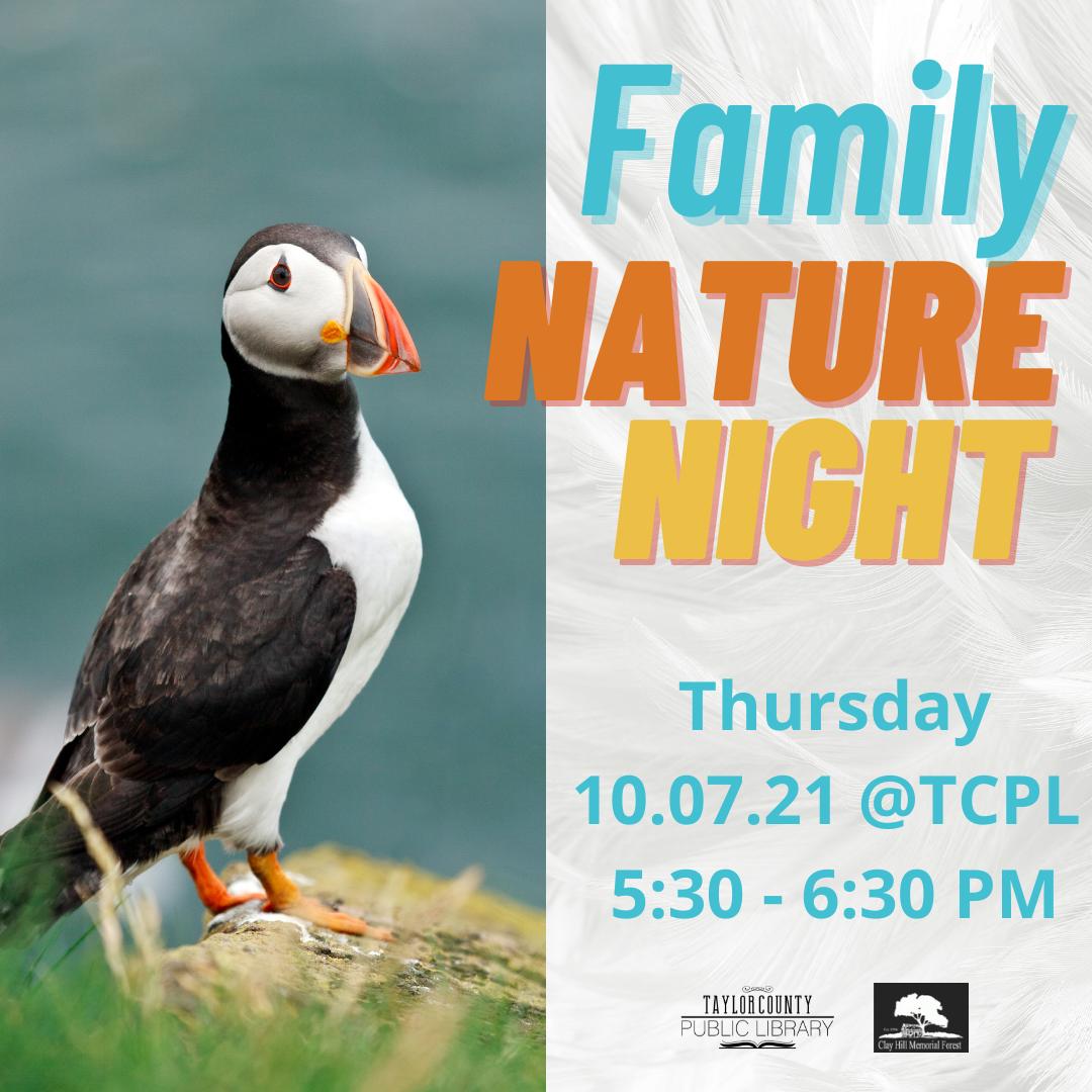 Family Nature Night
