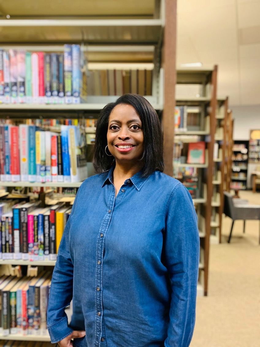 Welcome Our New Director, Cherita Barlow!