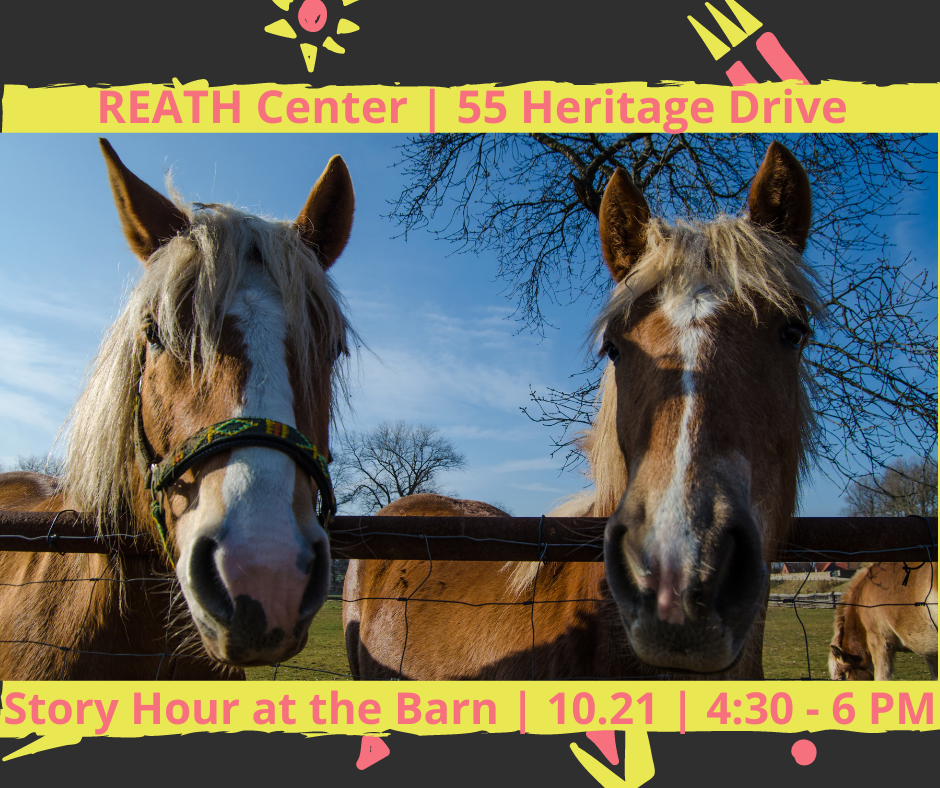 Story Hour at the Barn
