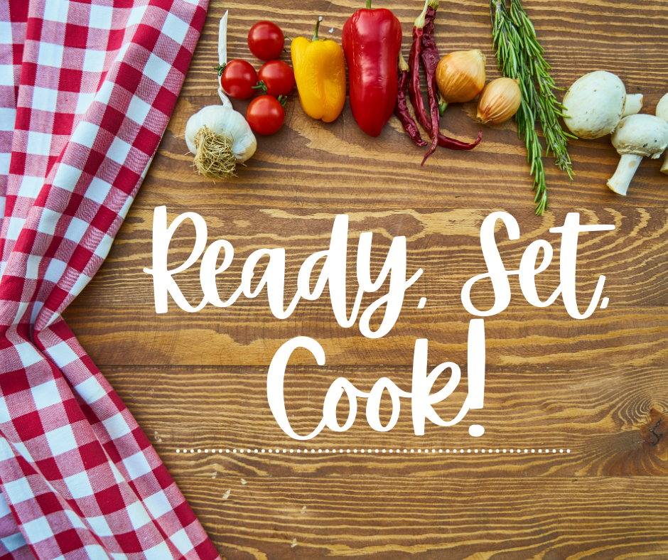 Ready, Set, Cook!
