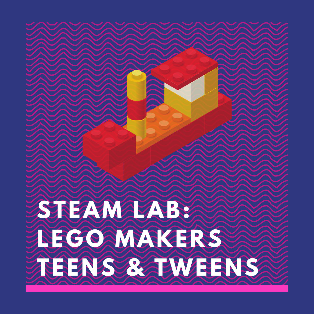 STEAM Lab: Lego Makers