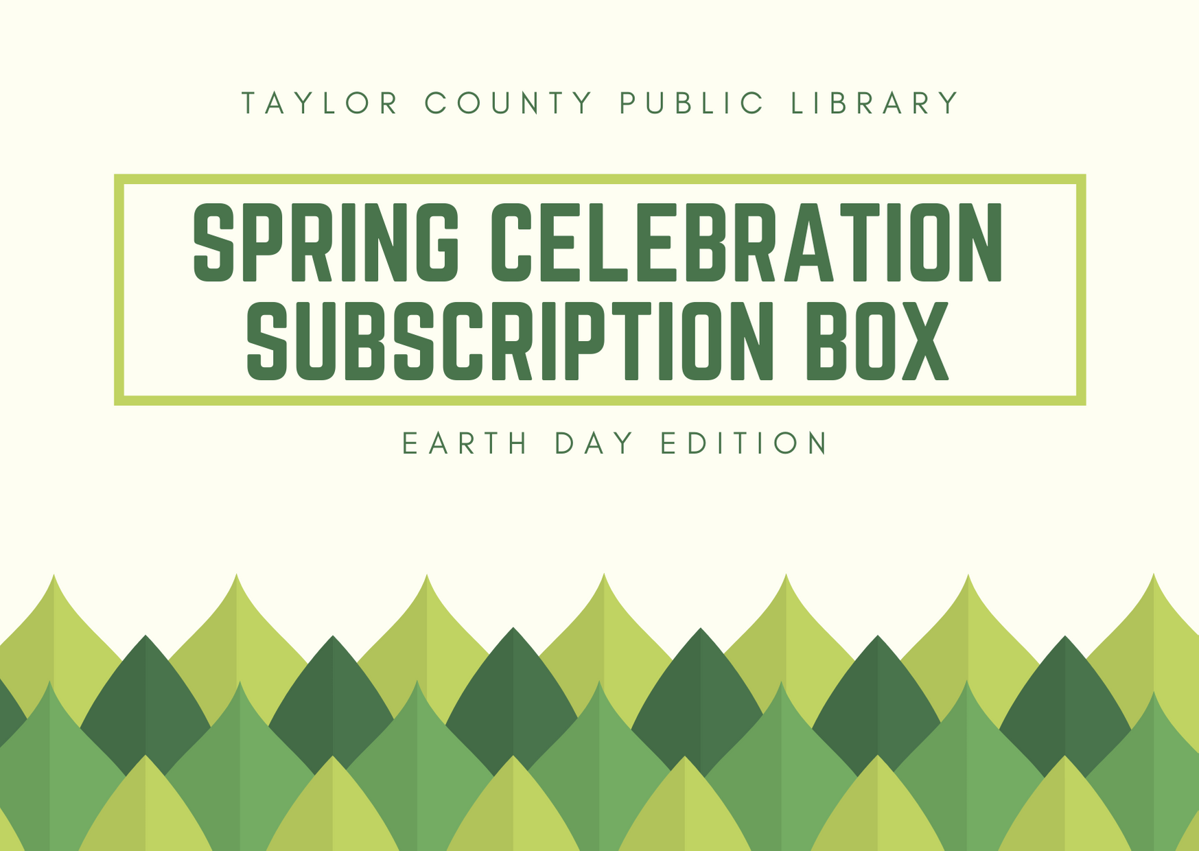 Spring Celebration Subscription Box