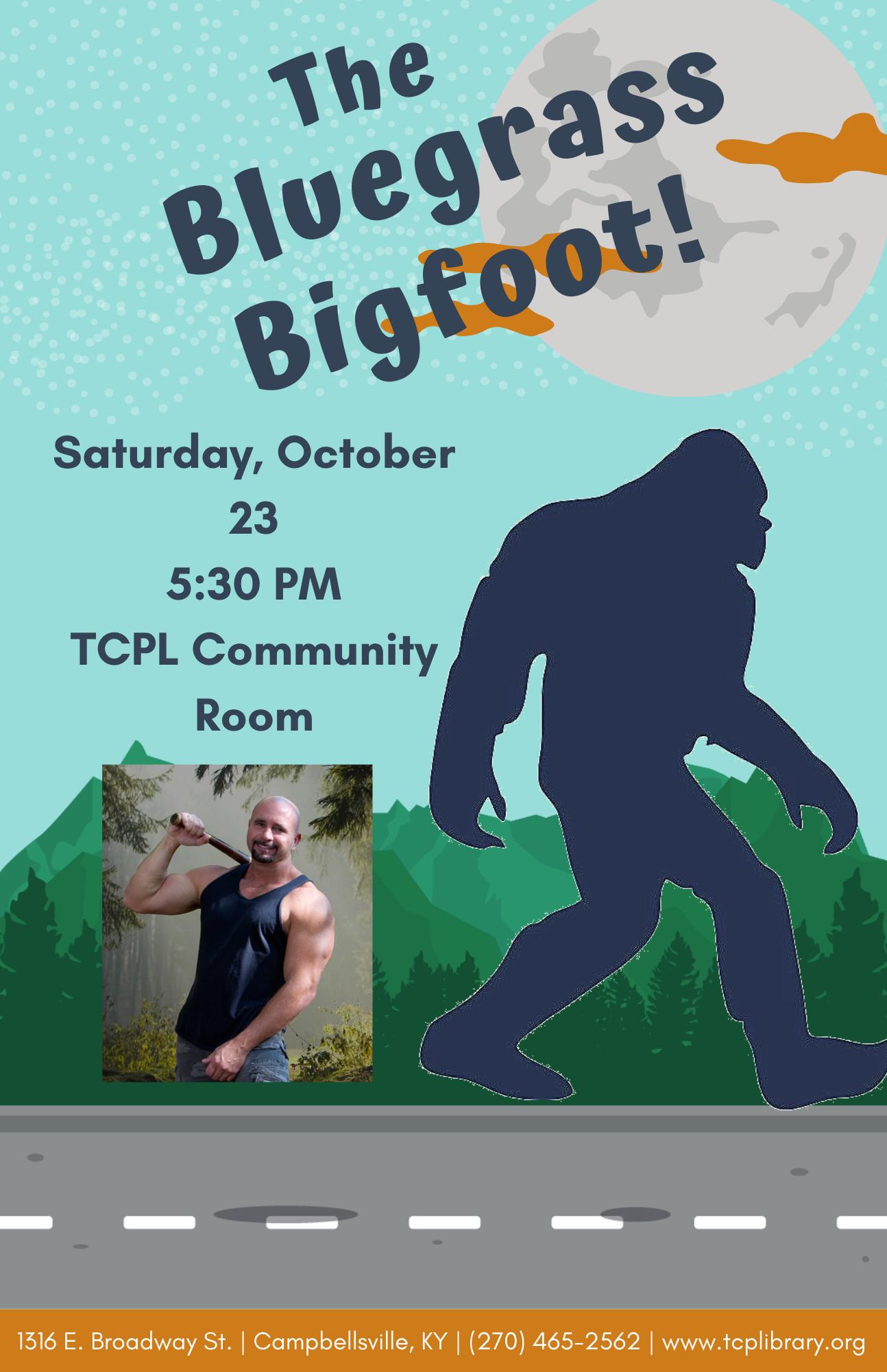 The Bluegrass Bigfoot