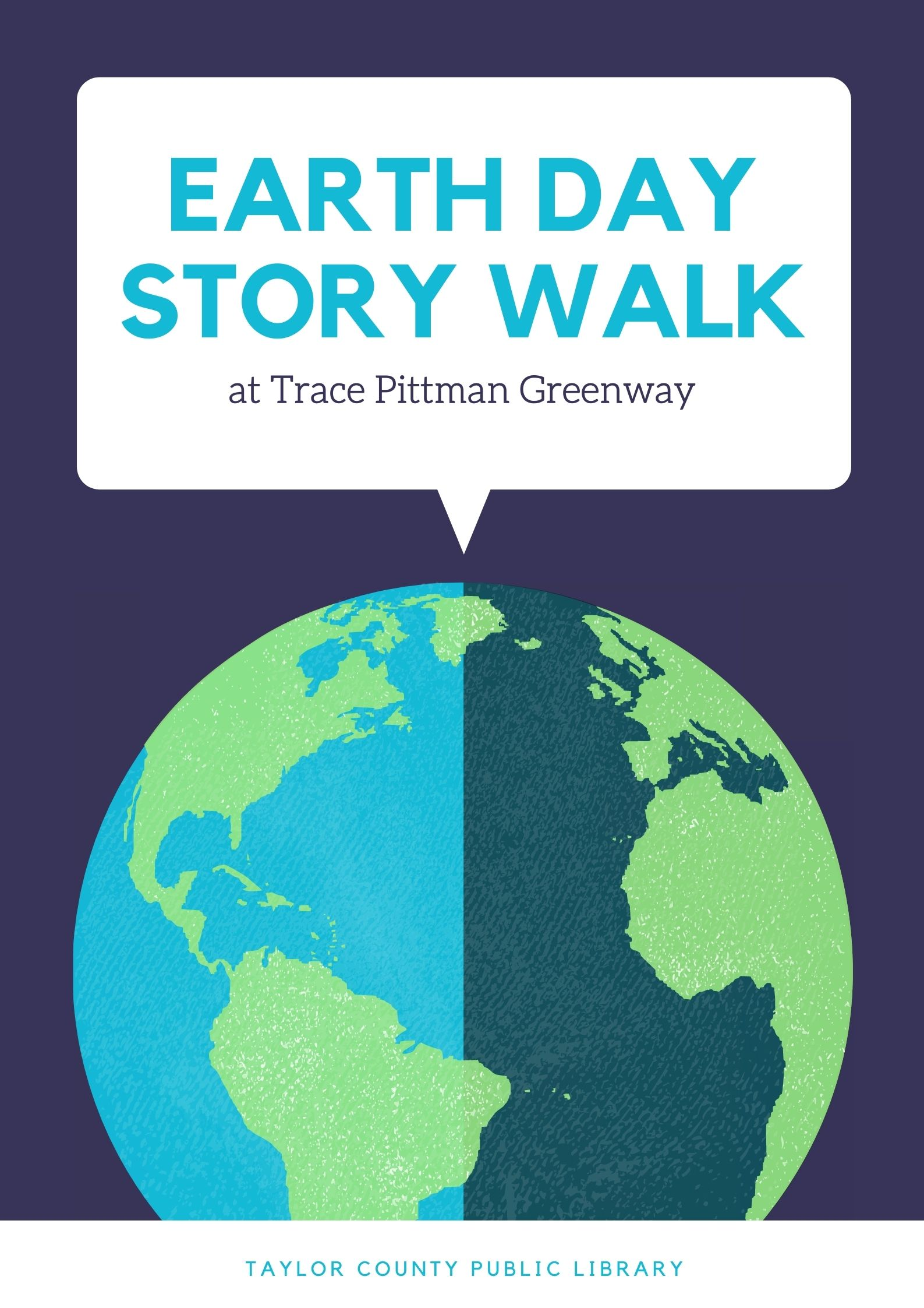 Earth Day Story Walk