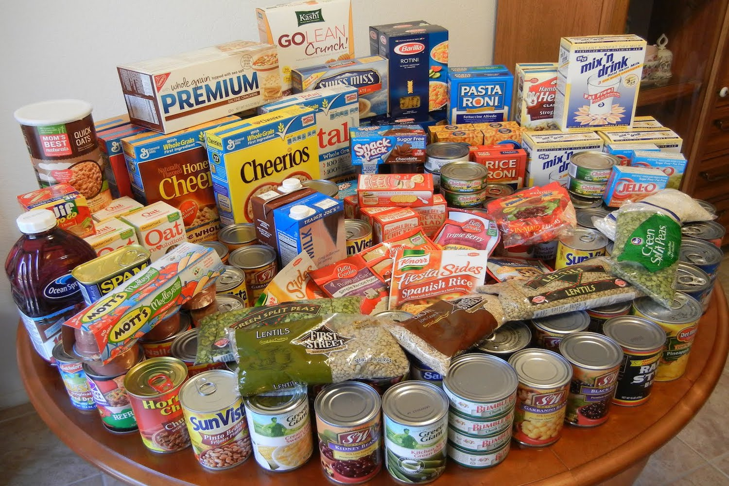 Food for Fines Returns in November