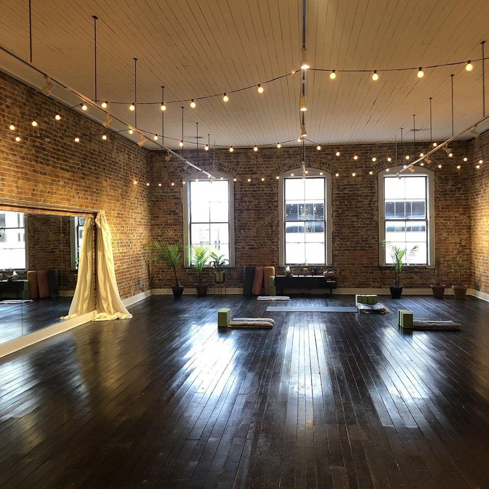 FREE Meditation Class w/ Paz Yoga